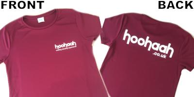 hoohaah t shirt